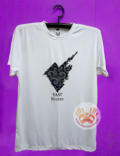imprint thimphu custom t-shirt